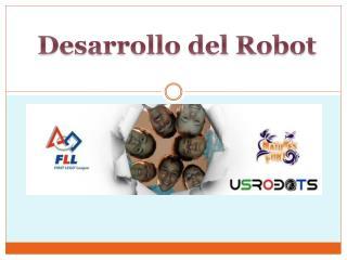 Desarrollo del Robot
