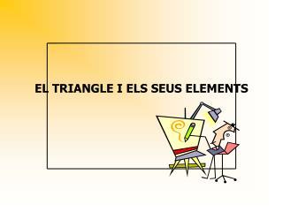 EL TRIANGLE I ELS SEUS ELEMENTS