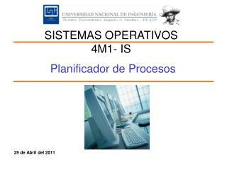 Planificador de Procesos