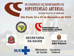 S o Paulo 24 a 27 de Novembro de 2010