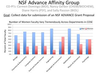 NSF Advance Affinity Group