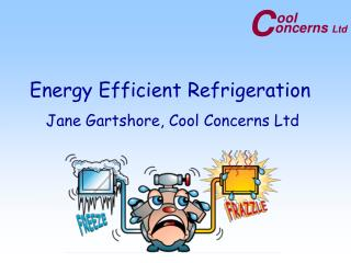 Energy Efficient Refrigeration