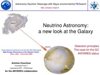 Neutrino Astronomy:  a new look at the Galaxy