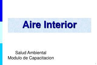 Aire Interior