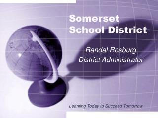 Somerset School District