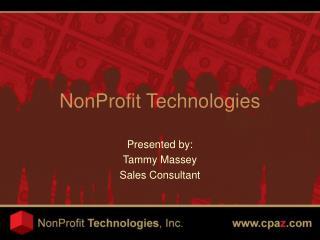 NonProfit Technologies