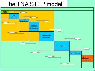 The TNA STEP model
