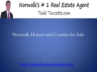 Norwalk Houses for Sale