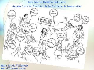 Instituto de Estudios Judiciales Suprema Corte de Justicia  de la Provincia de Buenos Aires