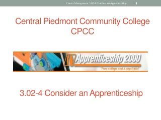 Central Piedmont Community College CPCC