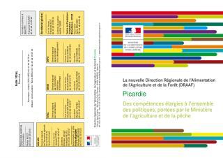Direction régionale de l'alimentation, de l'agriculture et de la forêt  Picardie