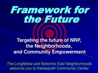 The Longfellow and Nokomis East Neighborhoods welcome you to Keewaydin Community Center
