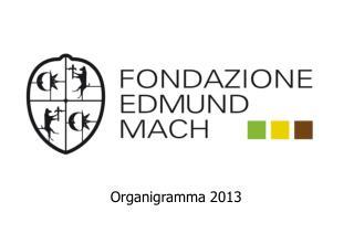 Organigramma 2013