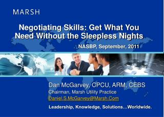 Negotiating Skills: Get What You Need Without the Sleepless Nights