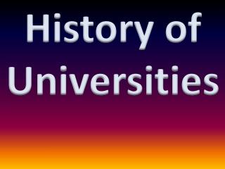 Modern higher education  scientific research in Iraq