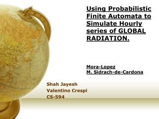 Shah Jayesh Valentino Crespi CS-594
