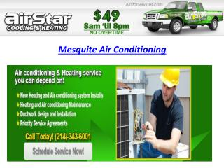 Mesquite Air Conditioning