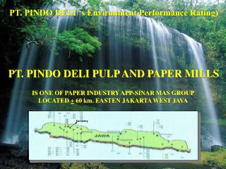 PT. PINDO DELI 's Environment Performance Rating)