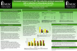 Increased exposure to an HIV risk reduction protocol associated
