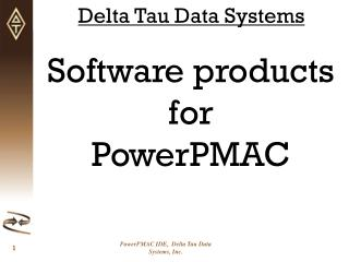 Delta Tau Data Systems