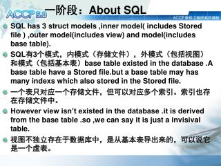 ???? About SQL