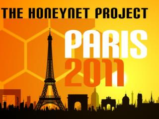 An Introduction First Ever Public Honeynet Project Security Workshop