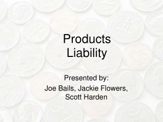Products Liability