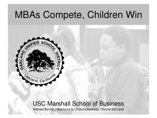 MBAs Compete, Children Win