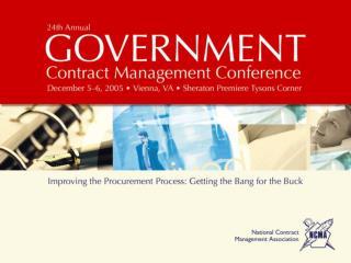 Breakout Session # Jeffery A White, C.P.M., President/CEO J.A. White & Associates ,  Inc.