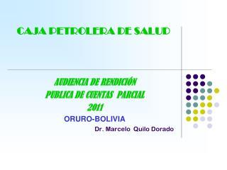 CAJA PETROLERA DE SALUD