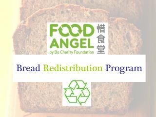 Bread  Redistribution  Program