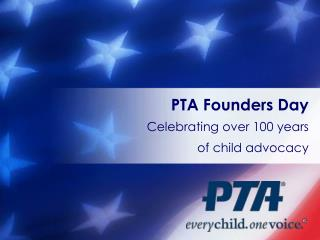 PTA Founders Day