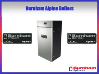 Burnham Alpine Boilers