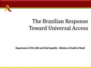 The  Brazilian Response Toward Universal Access
