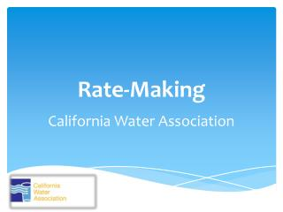 Rate-Making