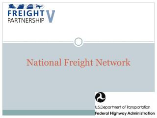National Freight Network
