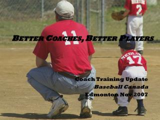 Better Coaches, Better Players