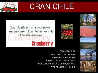 CRAN CHILE