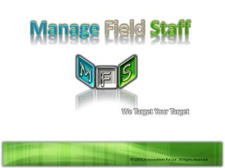 manage staff performance