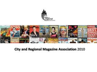 City and Regional Magazine Association  2010