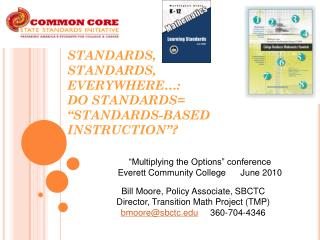 "STANDARDS,  STANDARDS,  EVERYWHERE…: DO STANDARDS= ""STANDARDS-BASED INSTRUCTION""?"