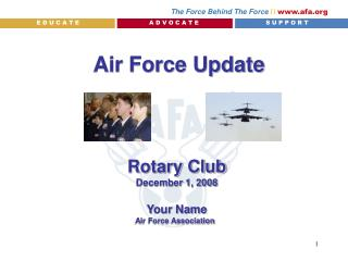 Air Force Update