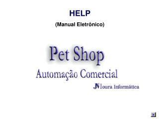 HELP (Manual Eletrônico)