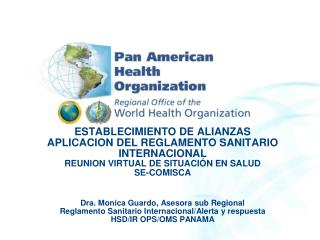 Situación de los Paises: Centro America y República Dominicana