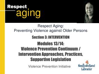 Violence Prevention Initiative
