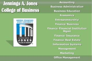 Accounting Business Administration Business Education Economics Entrepreneurship Finance-Business