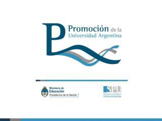 PRINCIPALES CARACTERISTICAS DEL SISTEMA UNIVERSITARIO ARGENTINO