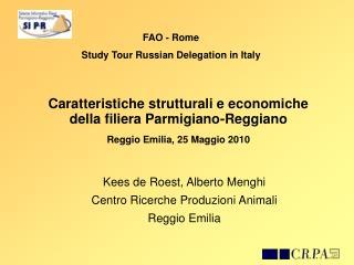 Reggio Emilia, 25 Maggio 2010