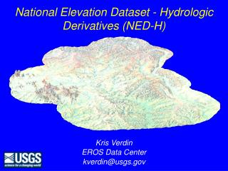 National Elevation Dataset - Hydrologic Derivatives (NED-H)