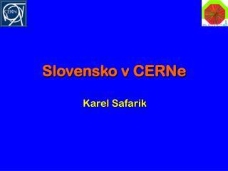 Slovensko v CERNe